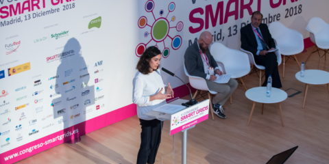 Clausura V Congreso Smart Grids