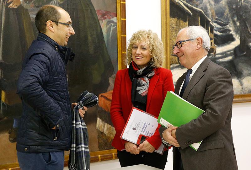 Gobierno Cantabria presentación del Plan Estratégico de Movilidad Eléctrica.