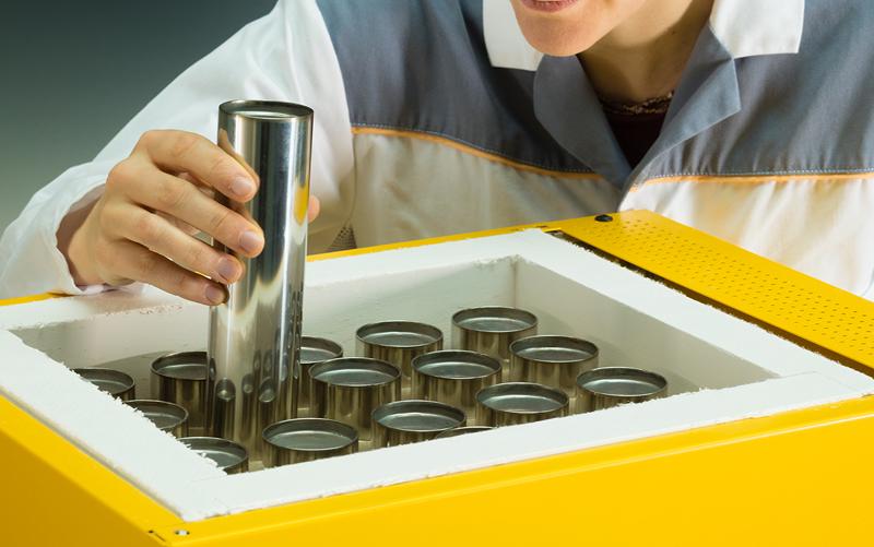 Sistema de almacenamiento con baterías cerámicas desarrolladas por IKTS.