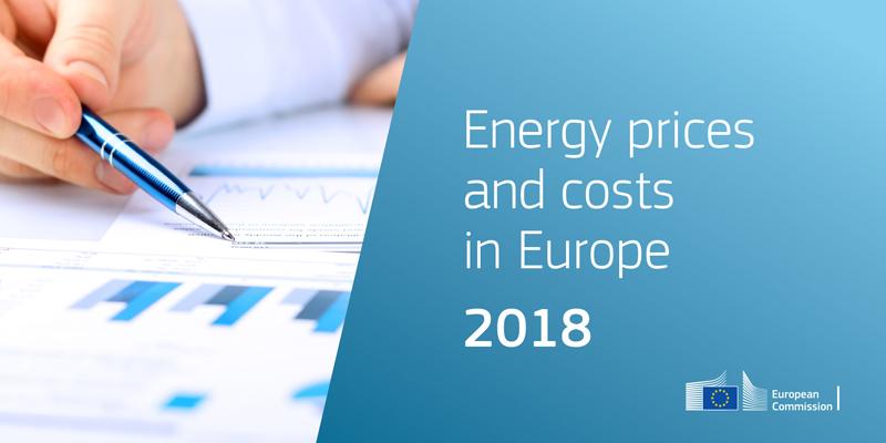 Informe Precios y Costes de la Energía en Europa 2018.