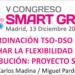 Coordinación TSO-DSO para el aprovechamiento de flexibilidad en la red de distribución: Proyecto Smartnet