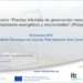 El Proyecto TILOS celebra en Gran Canaria un seminario sobre generación renovable con almacenamiento y microrredes