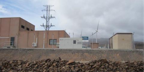 La red de transporte eléctrico de Canarias, preparada para la transición energética gracias a la inversión de REE en el Plan Eólico
