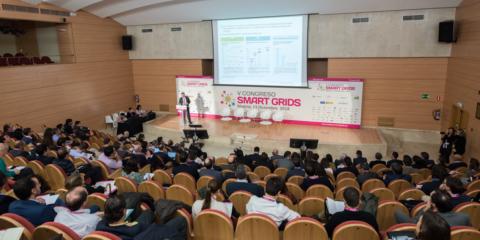 Reportaje V Congreso Smart Grids
