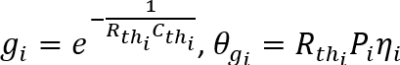 Ecuación 2. Comunicación presentada al V Congreso Smart Grids.