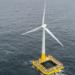 Cuatro parques eólicos marinos flotantes de demostración ayudarán a Francia a alcanzar sus objetivos climáticos