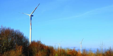 La Generalitat Valenciana modifica el Plan Eólico para redelimitar áreas ubicadas en el municipio de Cofrentes