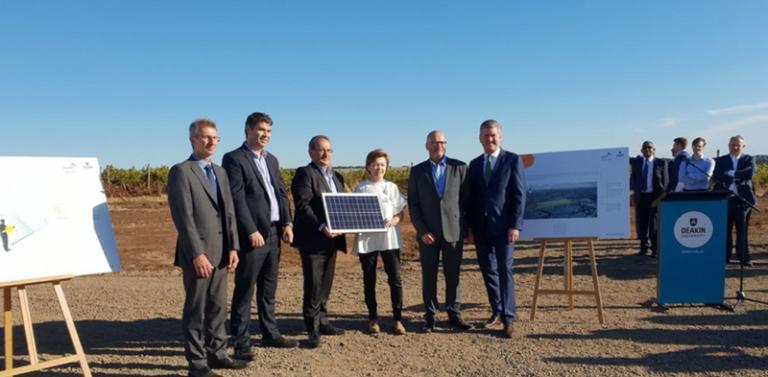 Presentación del proyecto de microgrid en la Universidad Daikin