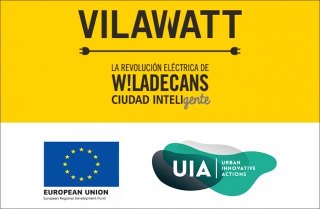 Logo de Vilawatt.