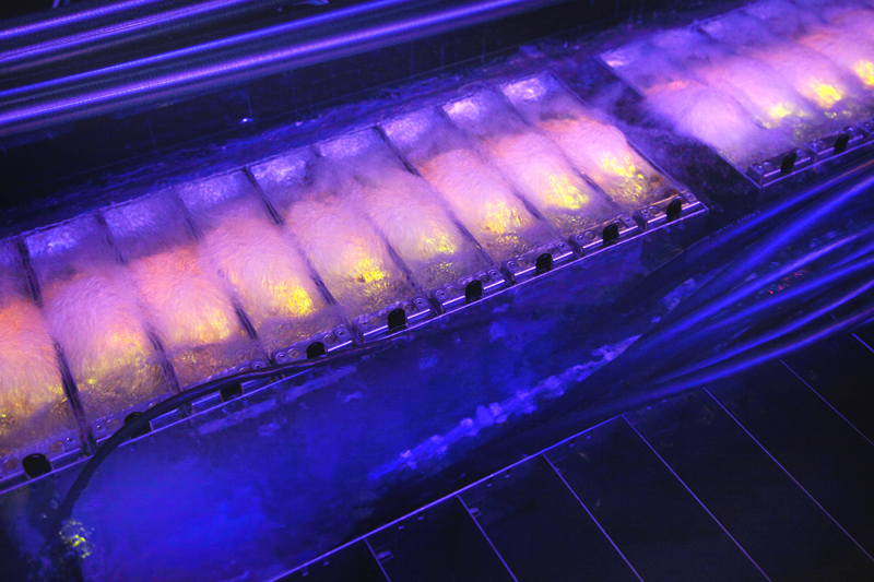 Fluidos de refrigeración por inmersión de 3M para centros de datos.