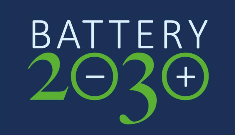 Logo Battery 2030+