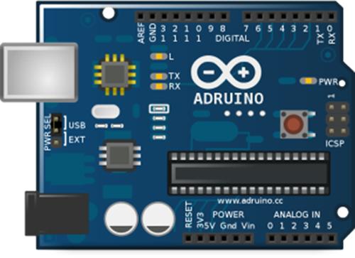 Figura 7. Arduino UNO