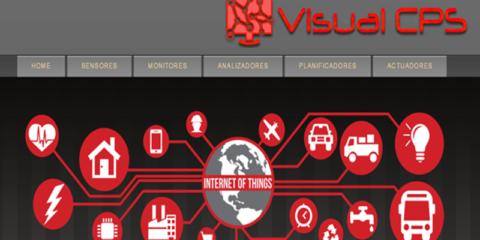 Visual CPS: Sistema inteligente y flexible para la monitorización, control de características energéticas y ambientales en entornos con personas