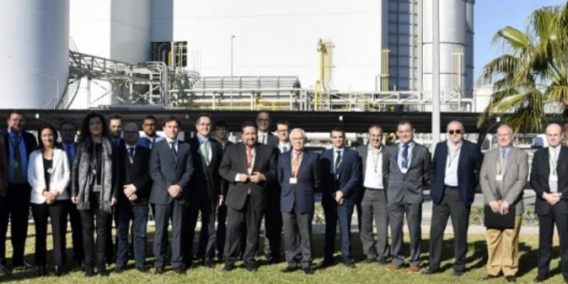 Miembros del Clúster de Energía de la Comunitat Valenciana