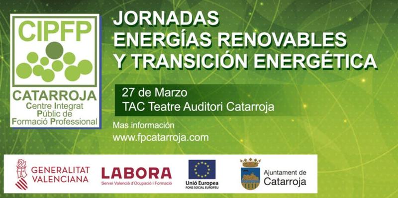 """En la """"Jornada de Energías Renovables y Transición Energética"""" se hablará sobre el autoconsumo, el futuro de las renovables y la movilidad sostenible."""