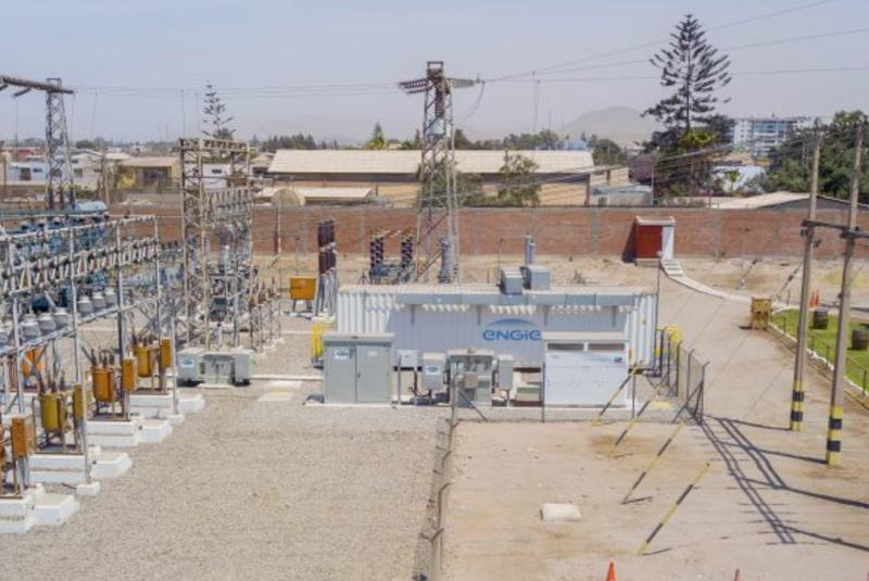 Las soluciones de almacenamiento de NEc ayudará el crecimiento de las energía eólicas y fotovoltaicas en Chile.