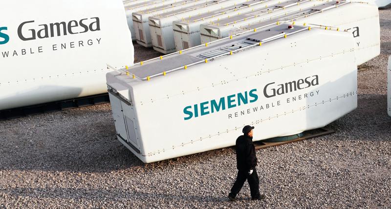 Siemens Gamesa y State Power Investment Corporation han firmado un acuerdo para potenciar el proyecto piloto del parque eólico de Mongolia Interior.