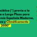 Abierto el plazo de consulta pública previa de la Estrategia para una economía climáticamente neutra en 2050