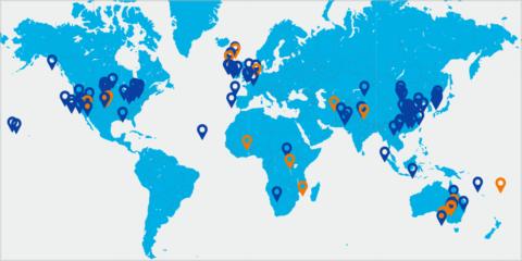 Un nuevo mapa digital para impulsar el desarrollo de baterías y soluciones de almacenamiento de energía