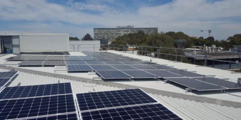 Una microrred de última generación, pieza clave de la Universidad de Monash para alcanzar las cero emisiones netas en 2030