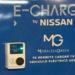 Nissan instala cuatro puntos de recarga eléctrica en el Centro Comercial Moraleja Green de Alcobendas