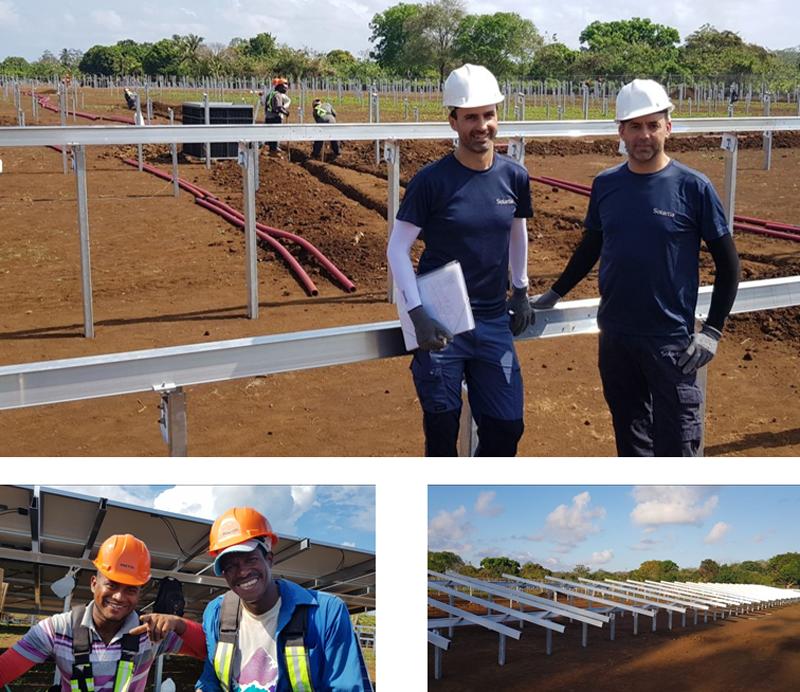 proyecto microredes isla nicaragua de solartia