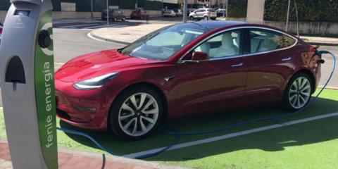 El Valle de Egües en Navarra se dota de seis puntos de recarga gratuita para vehículos eléctricos