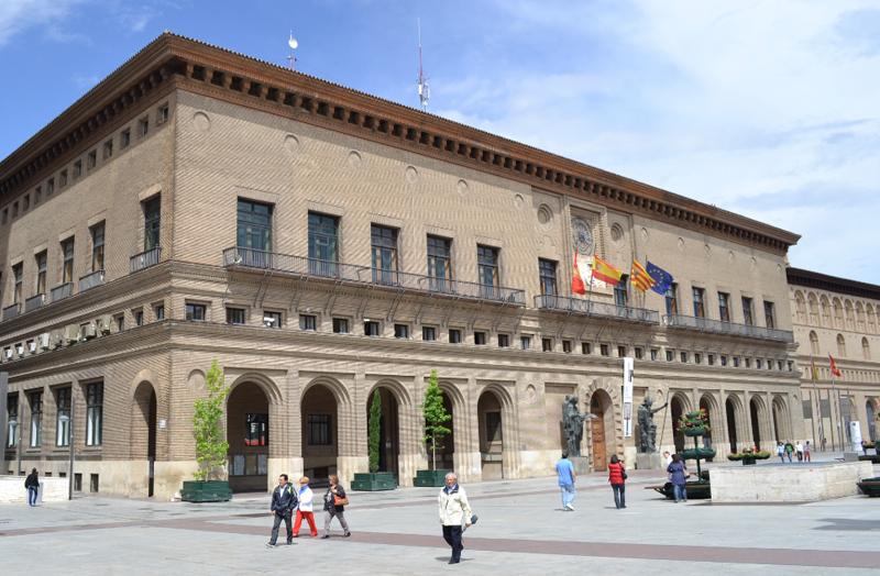 El Ayuntamiento de Zaragoza tiene como objetivo reducir el impacto medioambiental a partir de la utilización de la energía renovable.
