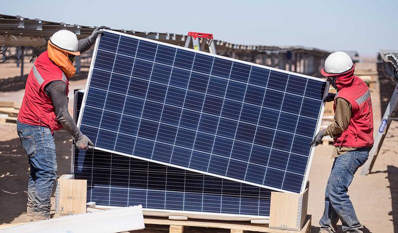 La planta de México recolectará unos 106,5 MWp, mientras que la de España generará unos 50 MWp. En ambos casos la energía se verterá a la red general de energía.