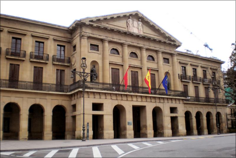 Sede de Gobierno de Navarra