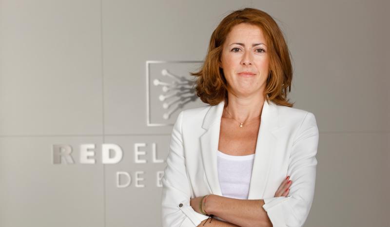 Silvia Bruno, directora de Tecnología del Grupo Red Eléctrica
