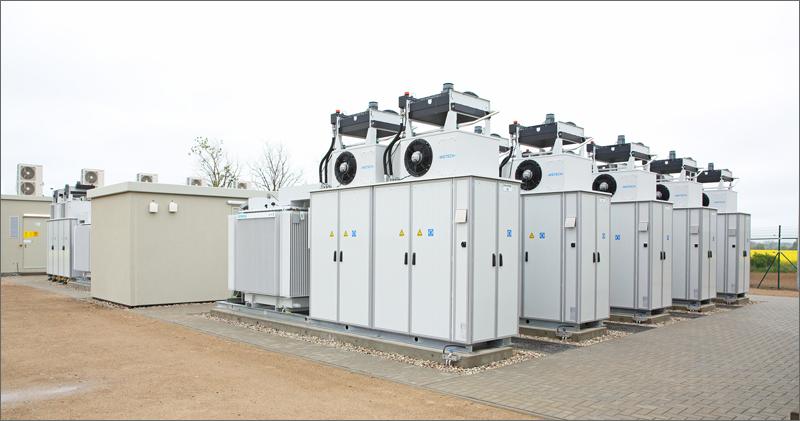 almacenamiento de energia con baterias de Enel