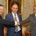Navarra, Iberdrola y Siemens Gamesa acuerdan impulsar la tecnología de almacenamiento térmico de energía