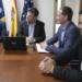 Ubitricity implantará en Gran Canaria su sistema móvil de recarga para coches eléctricos en farolas convencionales