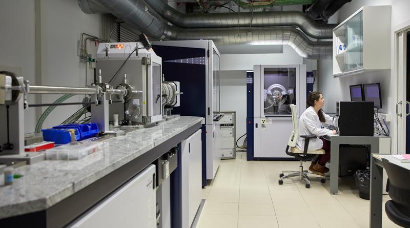 Laboratorio del CIC energigune