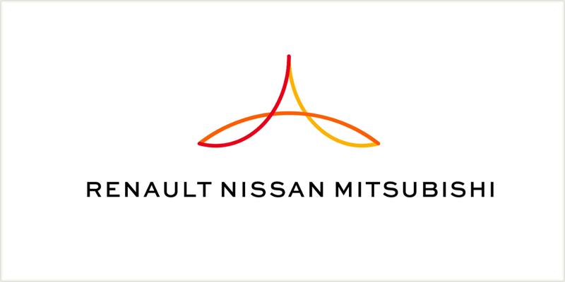 Logo Renault-Nissan-Mitsubishi