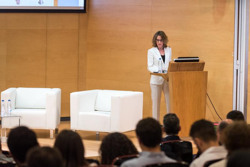 María Jesús Martín, directora general de Política Energéticas y Minas.
