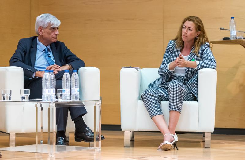 Silvia Bruno, directora de tecnología de Red Eléctrica de España.