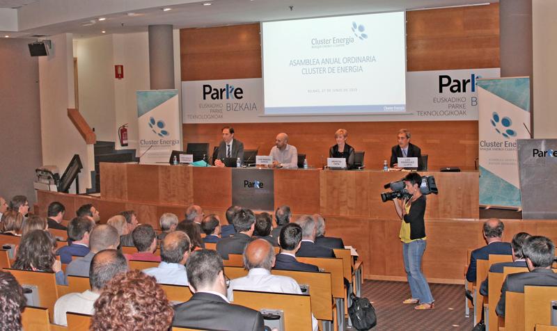 Asamblea anual del Cluster de Energía del País Vasco