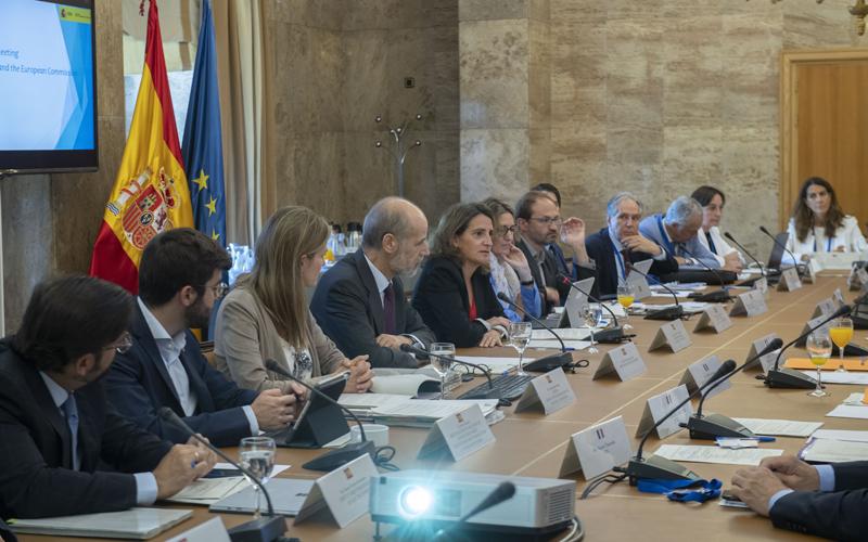 gobiernos de españa, portugal, francia y comisión europea