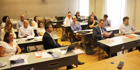 Primera reunión Comité Técnico VI Congreso Smart Grids