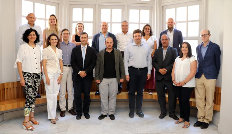 Miembros del Comité Técnico del VI Congreso Smart Grids
