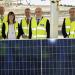 Ekian, el mayor parque solar de Euskadi, comenzará a funcionar a finales de año