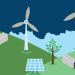 Un informe destaca el potencial de las energías renovables en Asturias con la generación de 5.300 empleos