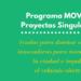 Aprobada la convocatoria de ayudas para financiar Proyectos Singulares del programa Moves con 15 millones de euros