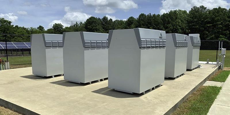 Unidades de almacenamiento de energía
