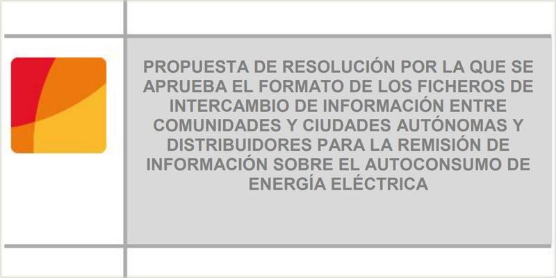 Propuesta de resolución de la CNMC