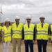 El parque eólico El Tesorillo en el campo de Gibraltar producirá 84 GWh anuales