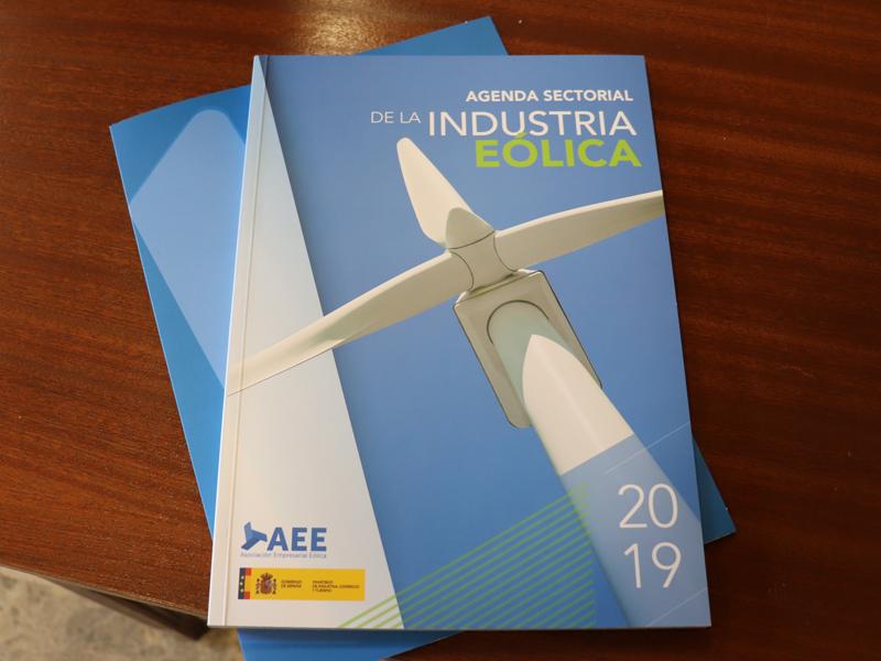 Libro de la Agenda Sectorial de la Industria Eólica.
