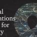 El informe '2019 Digital Operations Survey for energy' analiza el desarrollo digital del sector eléctrico